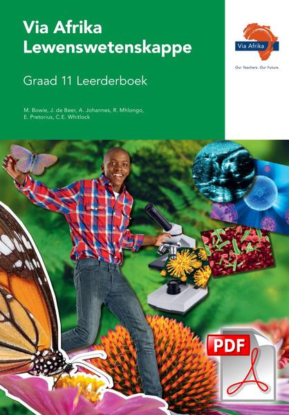 Via Afrika Lewenswetenskappe Graad 11 Leerderboek (PDF)