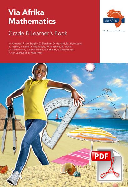 Via Afrika Mathematics Grade 8 Learner's Book (PDF)