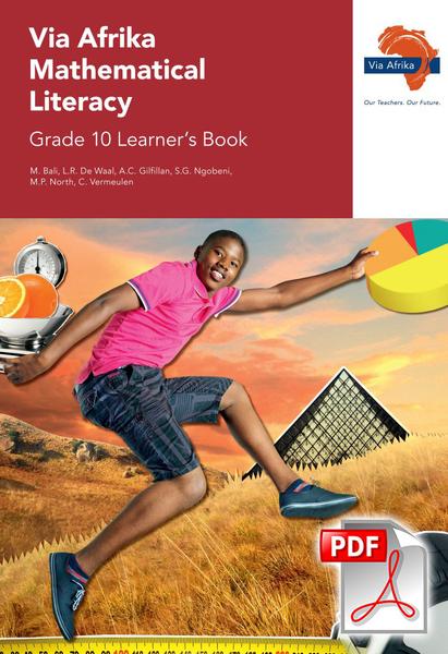 Via Afrika Mathematical Literacy Grade 10 Learner's Book (PDF)