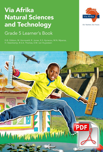 Via Afrika Natural Sciences and Technology Grade 5 Learner's Book (PDF)