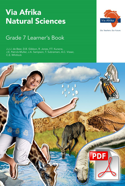 Via Afrika Natural Sciences Grade 7 Learner's Book (PDF)