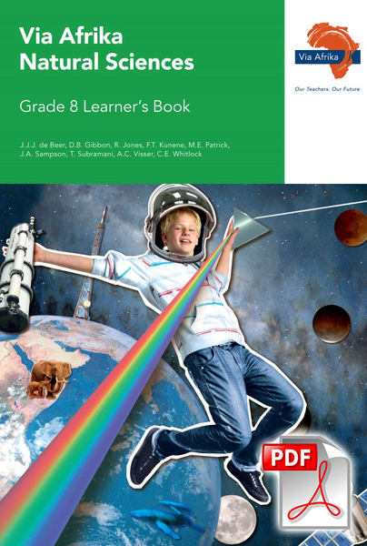 Via Afrika Natural Sciences Grade 8 Learner's Book (PDF)