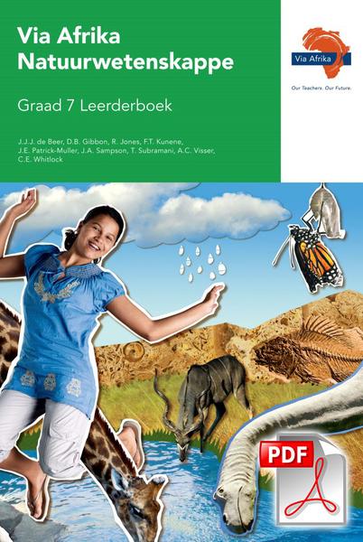 Via Afrika Natuurwetenskappe Graad 7 Leerderboek (PDF)