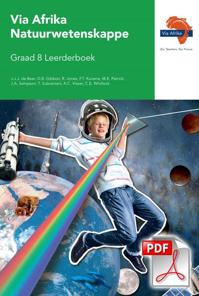 Via Afrika Natuurwetenskappe Graad 8 Leerderboek (PDF)