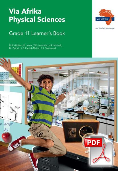 Via Afrika Physical Sciences Grade 11 Learner's Book (PDF)