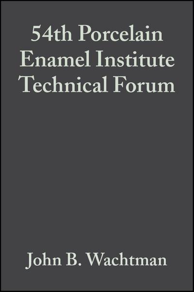 Picture of 54th Porcelain Enamel Institute Technical Forum