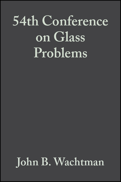 Picture of 54th Conference on Glass Problems