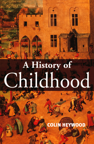 Picture of A History of Childhood