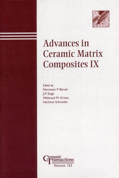 Picture of Advances in Ceramic Matrix Composites IX