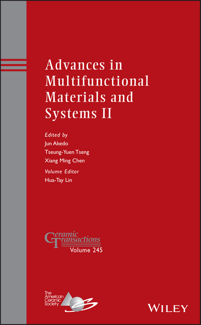 Picture of Advances in Multifunctional Materials and Systems II