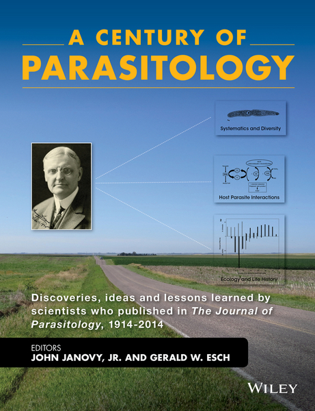 Picture of A Century of Parasitology