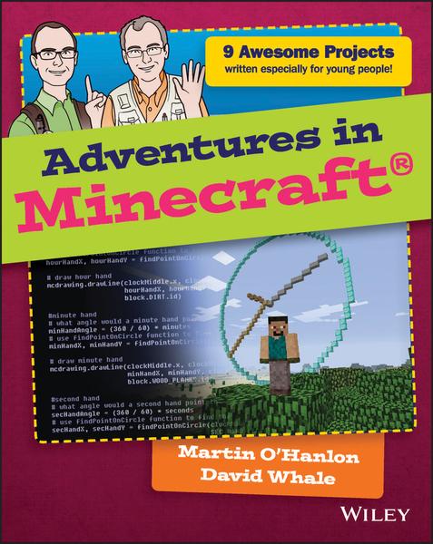 Picture of Adventures in Minecraft