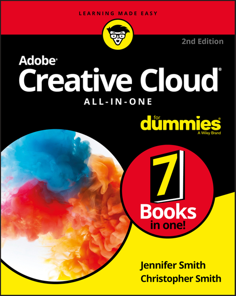 Picture of Adobe Creative Cloud All-in-One For Dummies