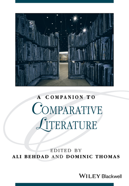 Picture of A Companion to Comparative Literature